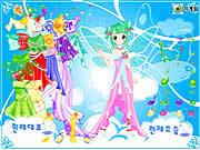 Stylizacja księżniczki na turniej taneczny