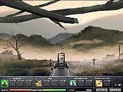 Obroń wieżę przed atakiem Zombie