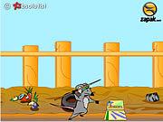 Przygody szczura: Rzut oszczepem