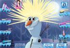 Olaf u fryzjera