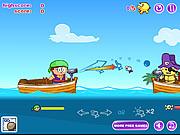 Bitwa morska piratów