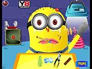 Zabawy z Minionkami u dentysty