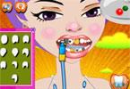 Małgosia u dentysty