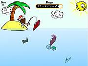 Złów ryby na bezludnej wyspie
