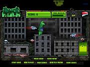 Przygoda Hulka w mieście