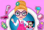 Barbie i jej włosy