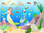 Ubieranka w morzu