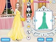 Księżniczka idzie na bal
