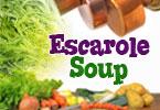Zupa eskariola