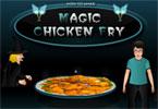 Magiczny smażony kurczak