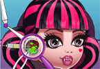 Monster High ucho