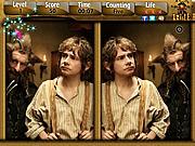 Szukanie różnic Hobbit online