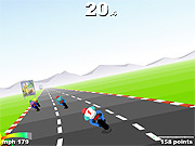 Wyścigi na motorach online