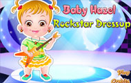 Baby Hazel gwiazda roka