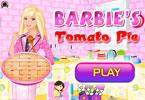 Wypieki Barbie