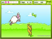 Biegaj z owcami