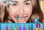 Madeline Zime u dentysty