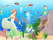 Gra Arielka dla dzieci