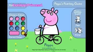 Kolorowanka Świnka Peppa online