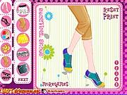 Dekorowanie butów na obcasach