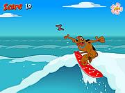 Pływanie na desce surfingowej