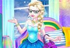 Elsa idzie do szkoły