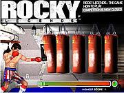 Gra Rocky boks