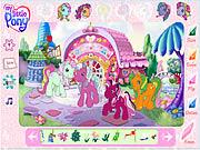 Little Pony i my scene