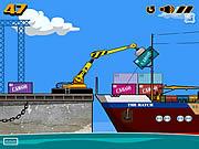 Załadunek statku