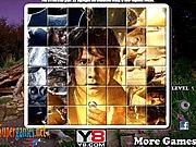Puzzle z Hobbitem