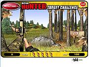 Strzelanie z łuku do jelenia