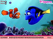 Baby Nemo literki