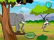 Ucieczka przed słoniem