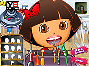 Dora u dentysty