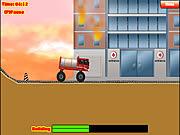 Akcja pożarnicza