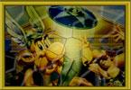 Puzzlomania Asterix i Oberix