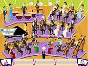 Koncert zespołu na weselnym przyjęciu