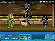 Żółwie Ninja: Pojedynek z wrogami