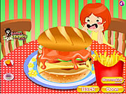 Gra Deluxe Hamburger