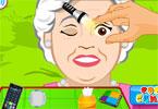 Babcia u doktora