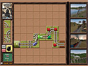 Gra budowanie linii kolejowej