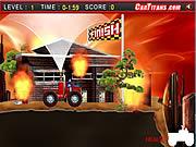 Wóz strażacki online