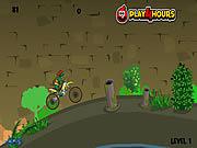 Przejażdżka na motorze z żółwiami Ninja