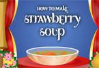 Truskawkowa zupa