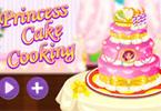 Piekny tort