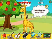 Opieka nad żyrafą