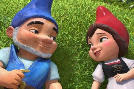 Gnomeo i Julia Literki