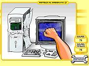 Naprawa komputerów i rozwalanie