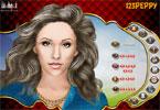 Christina Aguilera makijaż