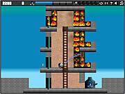 Gra straż pożarna dla dzieci